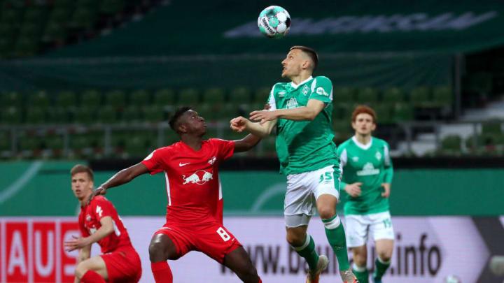 Werder mit starker Leistung gegen RB Leipzig
