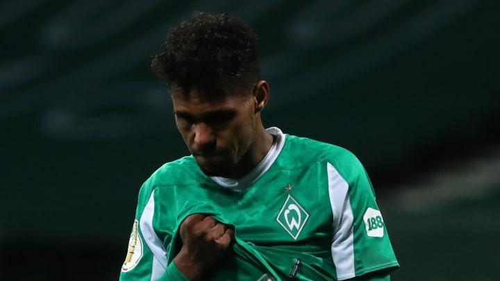 Er wäre DAS traurigste Gesicht eines potenziellen Abstiegs: Werder-Ikone Theodor Gebre Selassie (34)