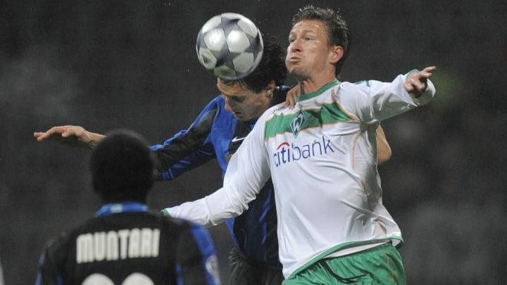 Werder Bremen's Croatian midfielder Juri