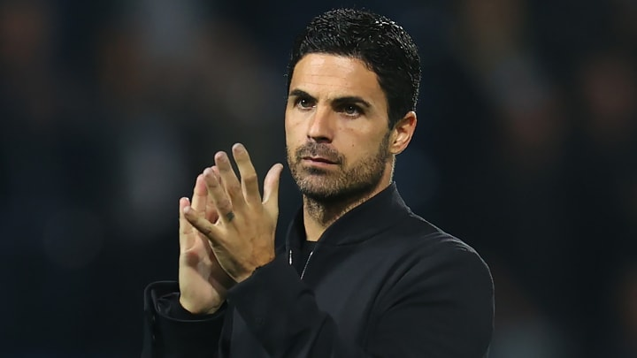 Mikel Arteta's Arsenal have spent over £140m this summer