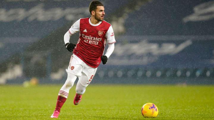 Ceballos afronta su segunda temporada en el Arsenal