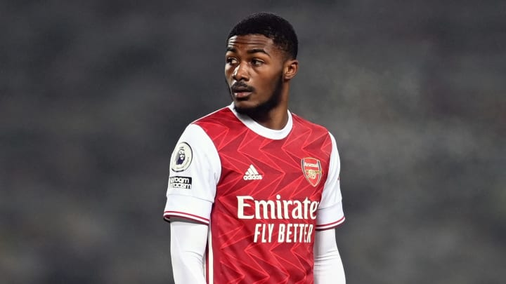 Maitland-Niles is eager for regular first team football