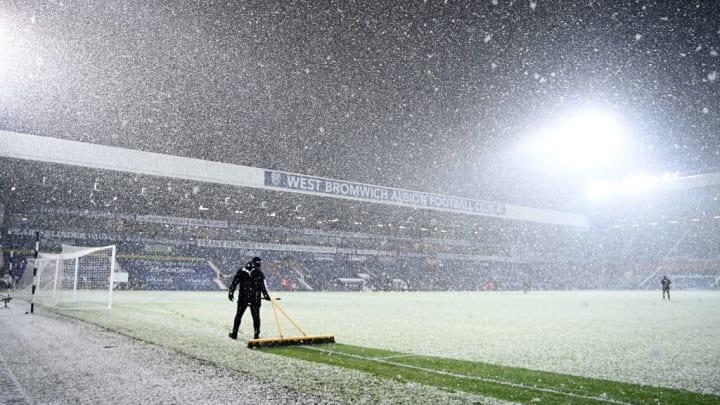 West Bromwich Albion v Arsenal - Liga Premier