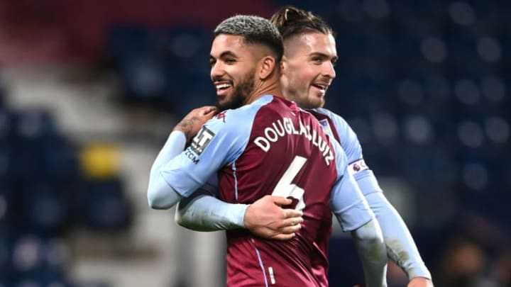 Jack Grealish, Douglas Luiz