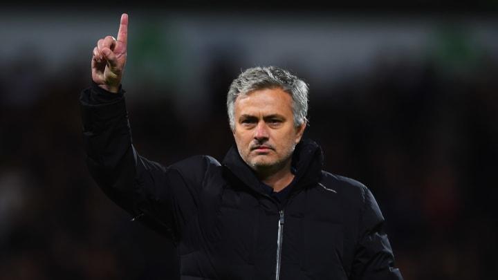 Pour José Mourinho c'est l'Angleterre qui sera au top lors de l'Euro