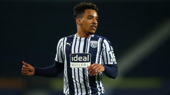 Matheus Pereira West Bromwich Premier League Inglês