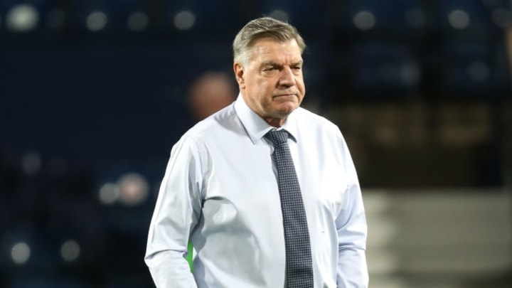 Sam Allardyce is back in football with West Brom