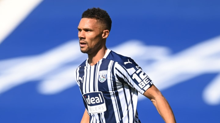 Gibbs not featured regularly for West Brom this season