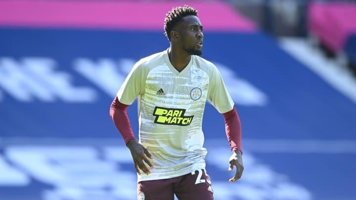 Wilfred Ndidi could return from injury next week