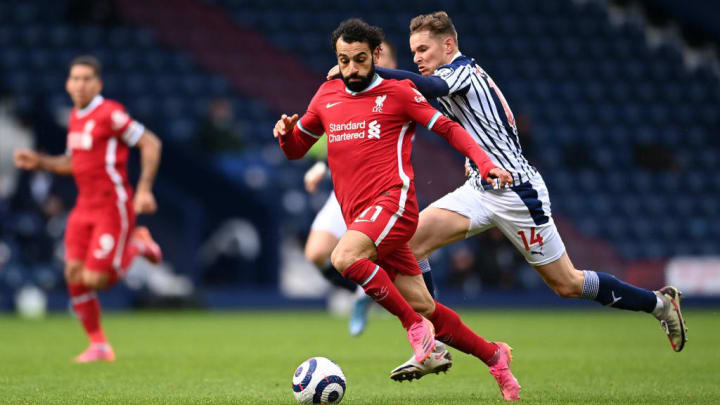 Mohamed Salah, Conor Townsend
