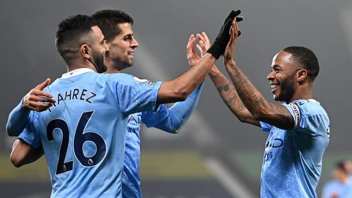 Manchester City's winning streak puts them in esteemed company