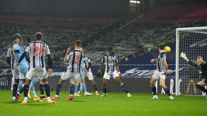City's fourth goal was typical Mahrez