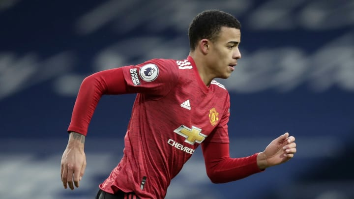 Mason Greenwood has just signed a new deal