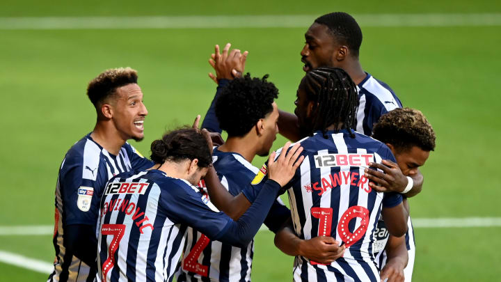 West Brom secured a return to the Premier League with a draw against QPR