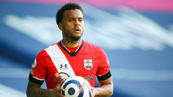 Ryan Bertrand will leave Southampton when his contract expires this summer