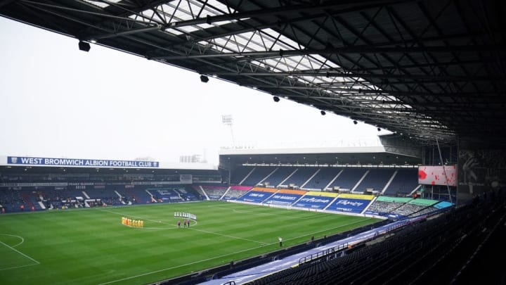 West Brom host Crystal Palace at The Hawthorns