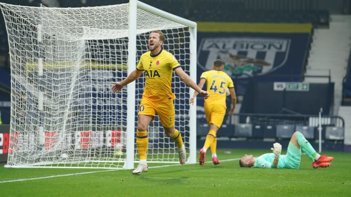 Harry Kane was the match winner again for Tottenham