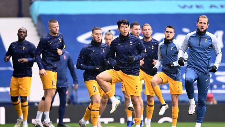 Tottenham là một tập thể đáng gờm cho đến thời điểm này