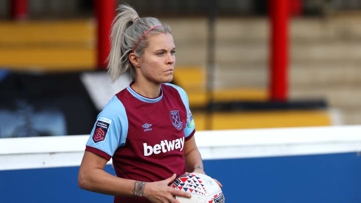 West Ham have lost England star Rachel Daly