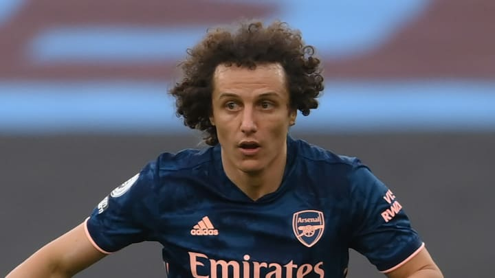 David Luiz's contract is up in the summer
