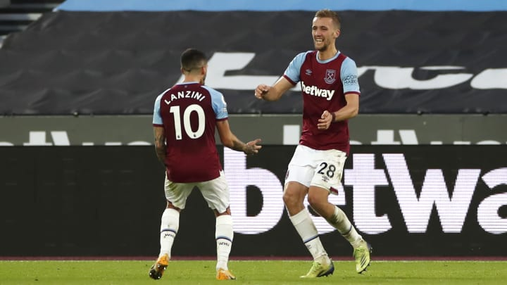 West Ham visit Everton on New Year's Day