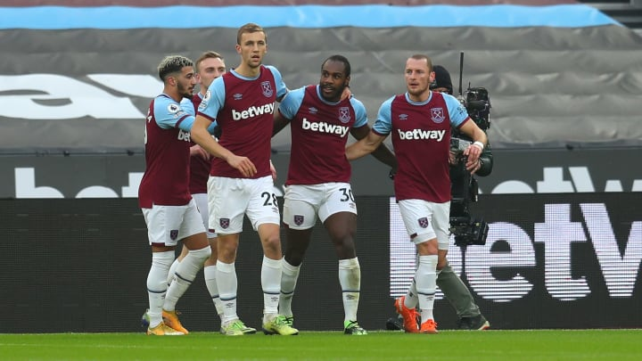 West Ham saw off Burnley at the weekend