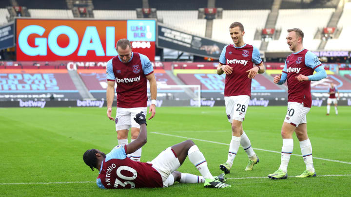 West Ham 1-0 Burnley: Player ratings as Michail Antonio returns with a bang