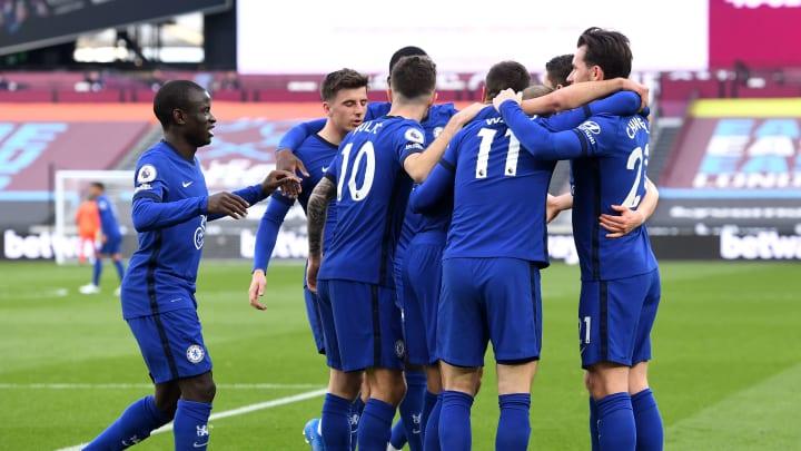 Chelsea menang tipis vs West Ham United dalam lanjutan Liga Inggris