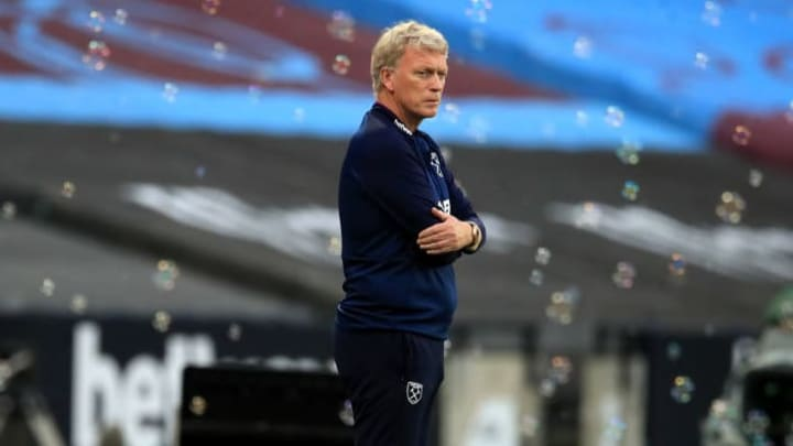 David Moyes saw a big improvement from his Hammers side on Wednesday evening