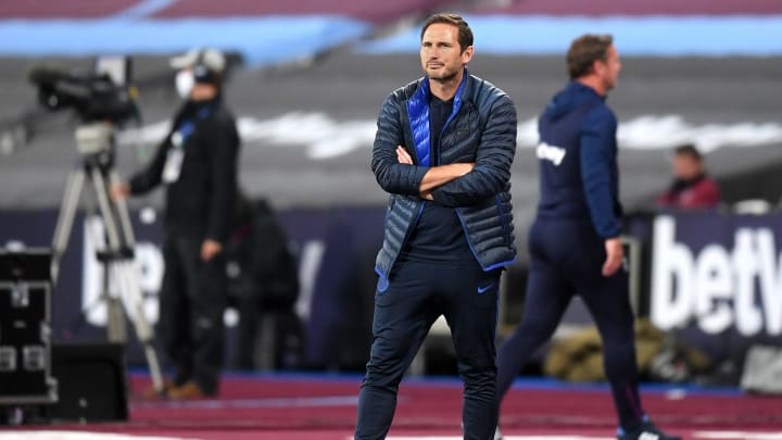 Frank Lampard Coy on Further Attacking Reinforcements at Chelsea This Summer
