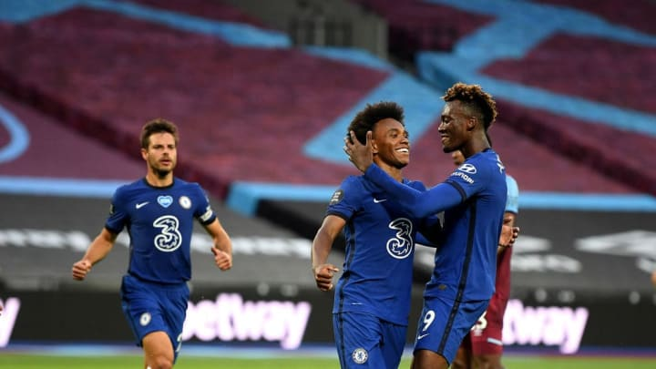 Willian, Tammy Abraham