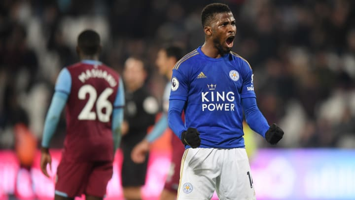 Leicester are open to the idea of selling Iheanacho, if it helps bring Edouard to the King Power Stadium.