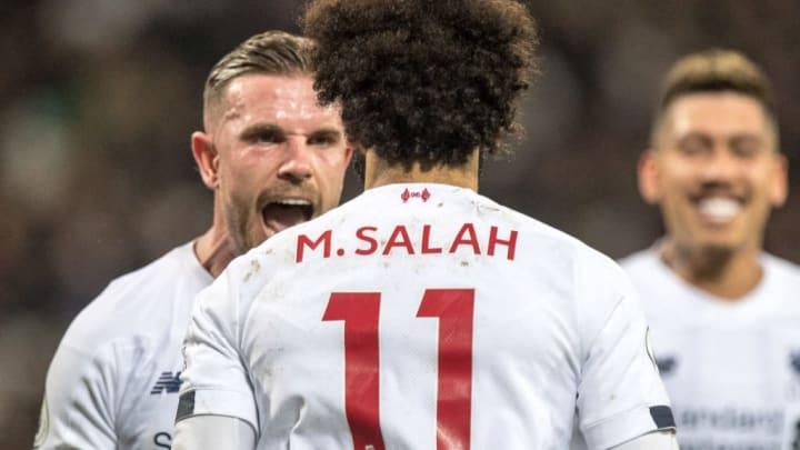Mohamed Salah, Jordan Henderson