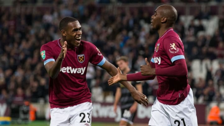 Angelo Ogbonna, Issa Diop