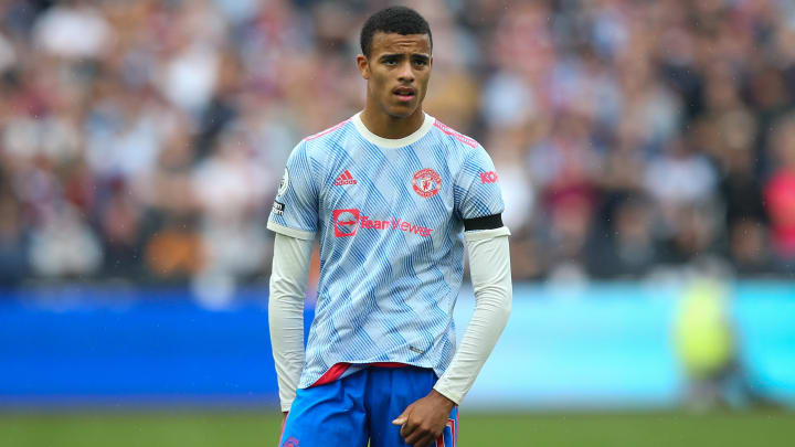 Mason Greenwood will not be in the England squad