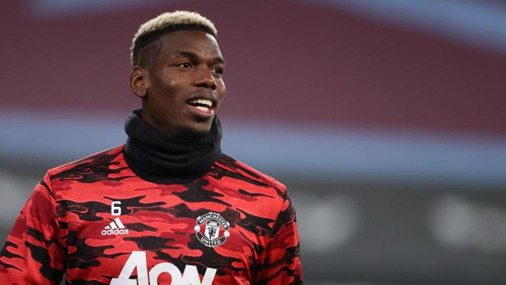 Fühlt sich nicht mehr wohl: Paul Pogba (27) möchte Manchester United verlassen