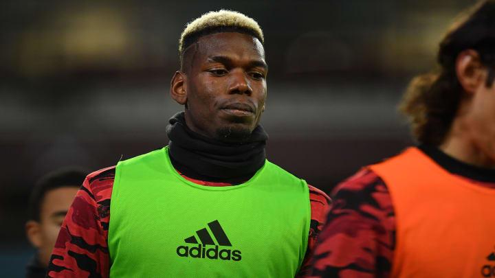 Will Manchester United verlassen: Paul Pogba