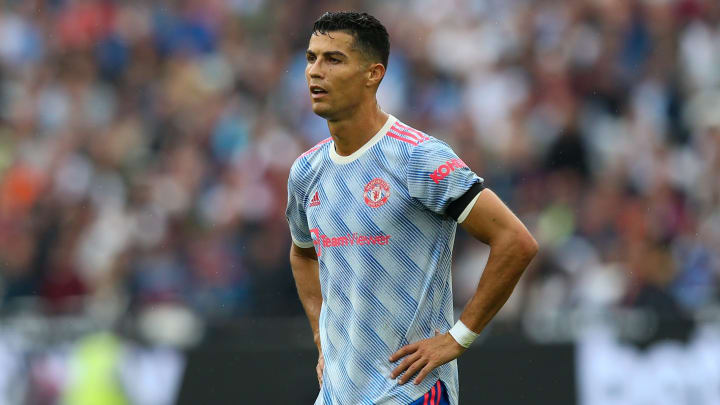 Ronaldo is back among the goals with Manchester United