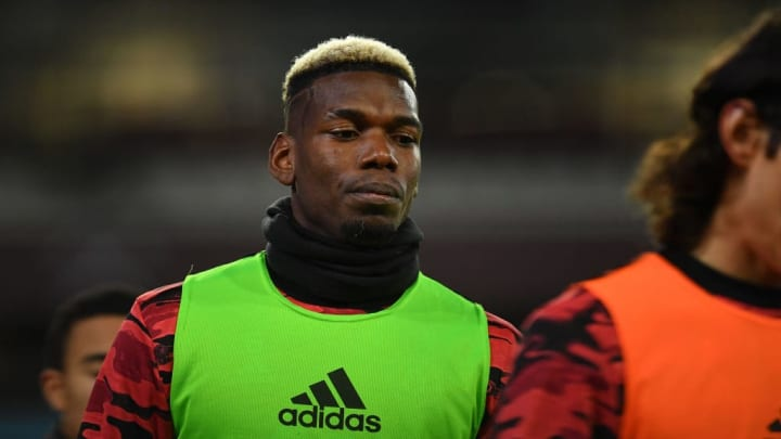 Pogba is still ready to fight for the Man Utd badge, according to his coach