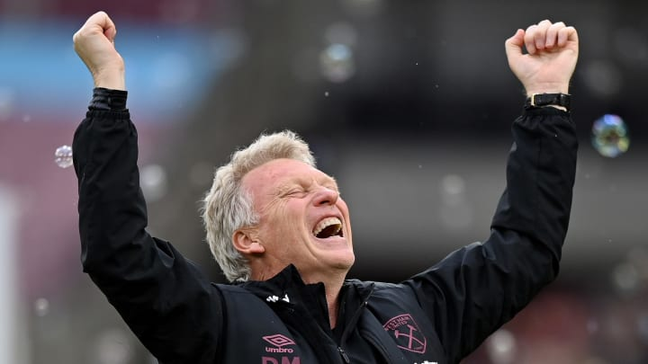 Moyes has agreed to extend his stay at the London Stadium