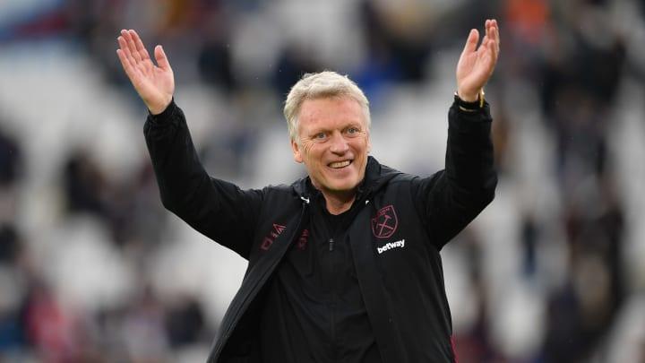 David Moyes secured West Ham a Europa League qualification berth