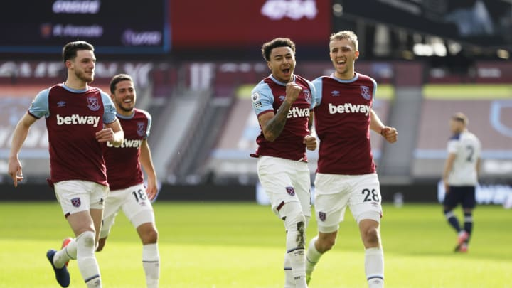 Manchester United Consider Jesse Lingard - Declan Rice Swap with West Ham