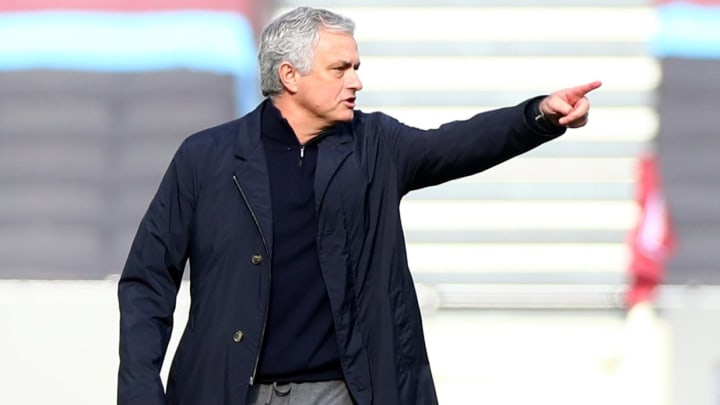 Jose Mourinho has defended his coaching methods
