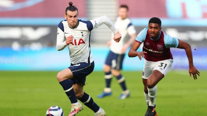 Os ânimos ficam exaltados quando Tottenham e West Ham se enfrentam.