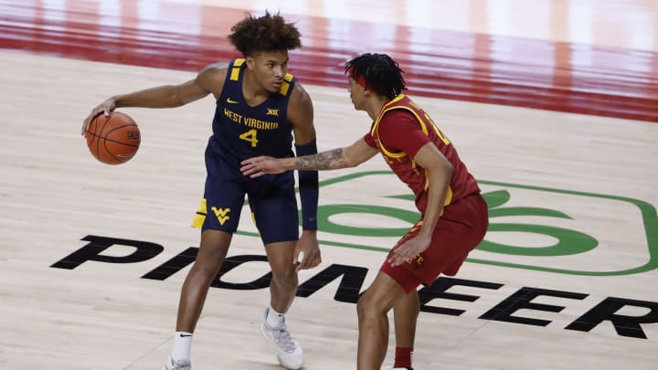 West Virginia vs TCU spread, line, odds, predictions, over/under & betting insights for the college basketball game.