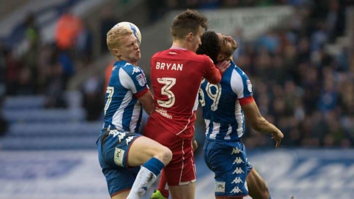 Wigan Athletic V Bristol City