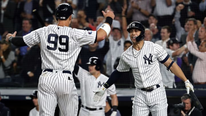 AL power rankings have the New York Yankees in the top spot with the best odds to win the American League.