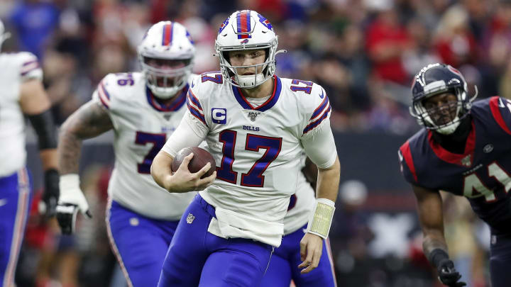 Josh Allen Fantasy Outlook Makes Him Boom-or-Bust QB Option in 2020 Drafts