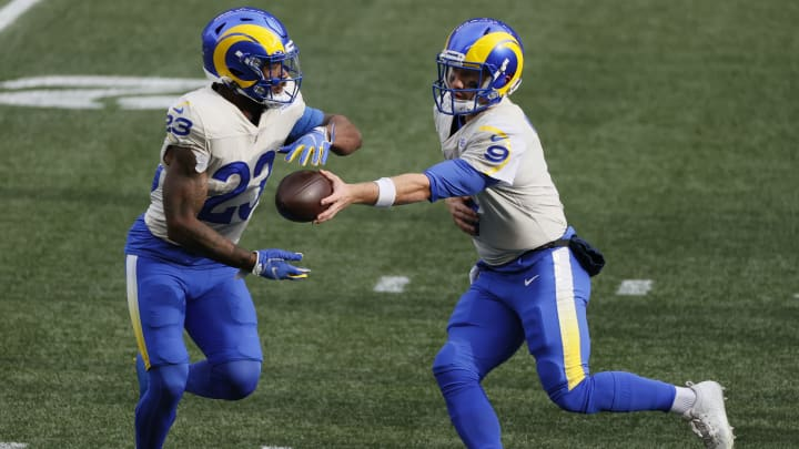 Three best prop bets for Los Angeles Rams vs Green Bay Packers NFC Divisional Round.