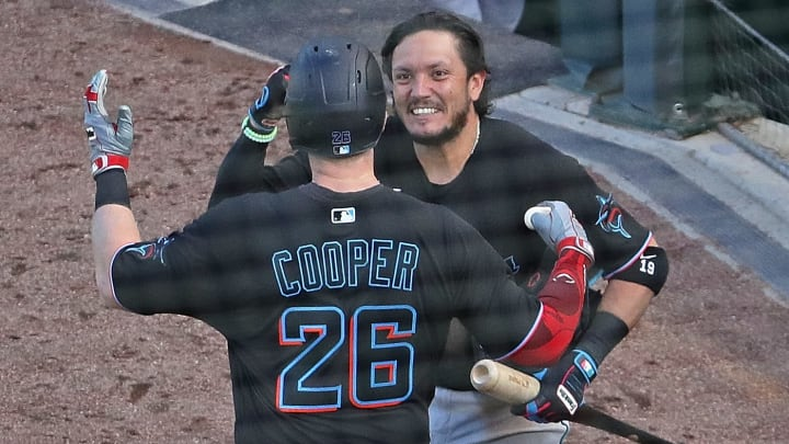 Garrett Cooper, Miguel Rojas